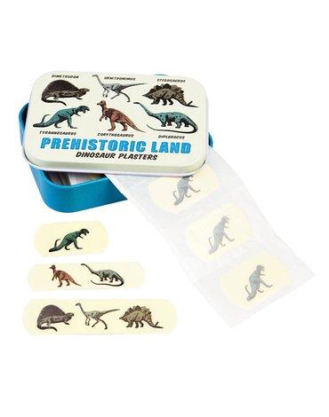 Plastry opatrunkowe 30 szt., Dinozaury, Rex London
