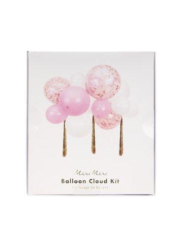 Meri Meri - Dekoracja balonowa Różowa