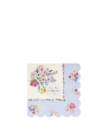 Meri Meri - Serwetki English Garden