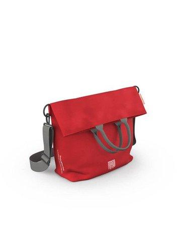 Greentom torba do wózka czerwona