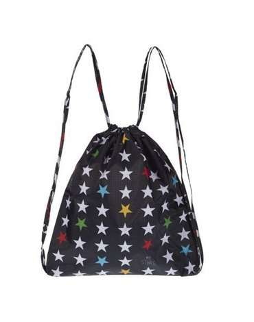 My Bag's Plecak worek L My Star's black