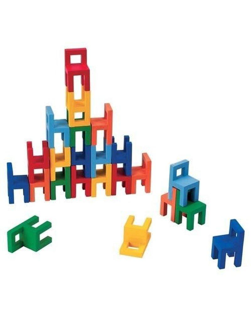 Goki® - Balansująca wieża z krzesełek, Goki 56929