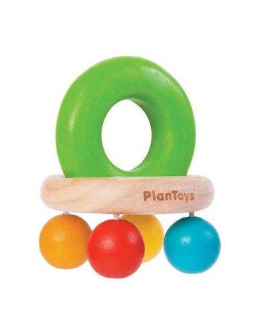 Drewniana grzechotka, gryzak Plan Toys®