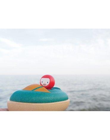 Zabawka do kąpieli, Motorówka, Plan Toys®
