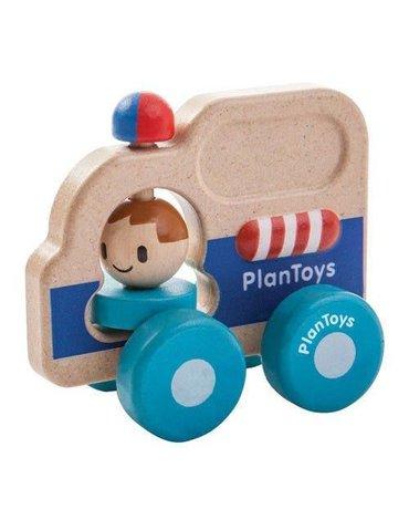 Samochód ratunkowy, Plan Toys®