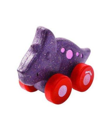 Pojazd dinozaur - Trio, Plan Toys®