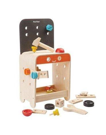 Drewniany warsztat dla dzieci | Plan Toys®