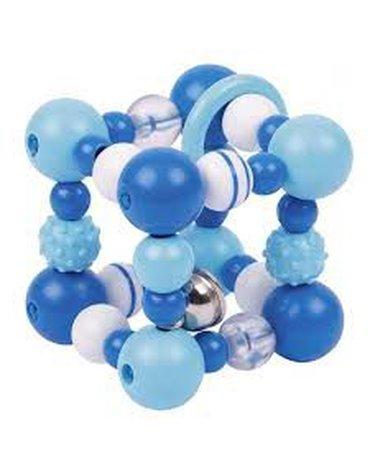 Goki® - Grzechotka niebieska Heimess