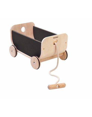 Wózek wagon czarny | Plan Toys®