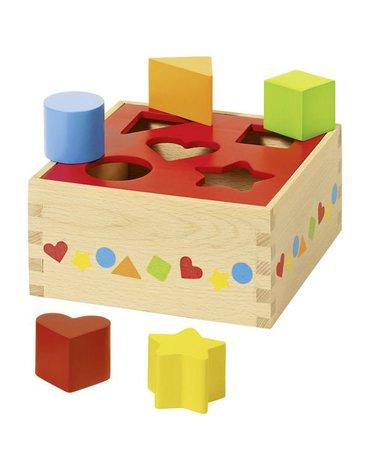 Goki® - Kolorowy sorter , Goki 58580