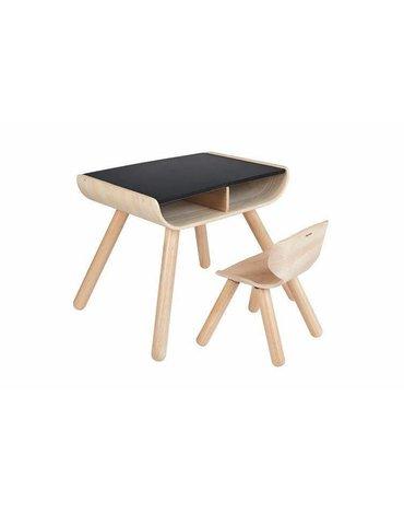 Meble dla dzieci, stolik i krzesełko | Plan Toys