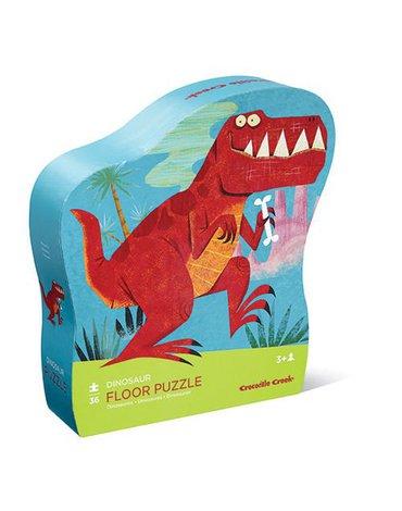 Crocodile Creek® - Puzzle 36 el., Dinozaury,  Crocodile Creek