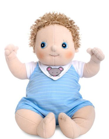Rubens Barn® - Lalka Rubens Baby, Erik, Rubens Barn, RB-120081