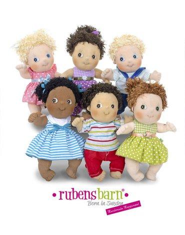 Rubens Barn® - Lalka Rubens Cutie, Jennifer, Rubens Barn, RB-150014