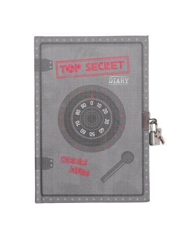 Tiger Tribe® - Mój Pamiętnik: Top Secret