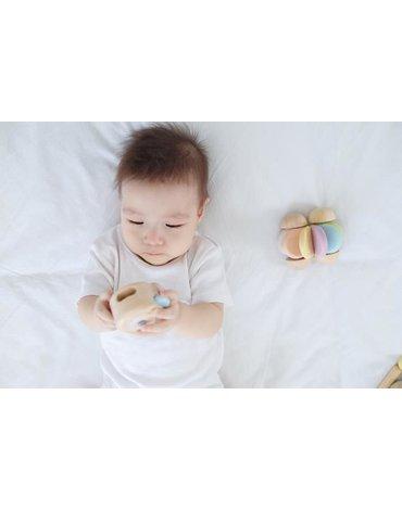 Plan Toys - Pastelowa grzechotka roller, PLTO-5252