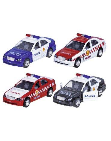 Goki® - Samochod straży pożarnej/policyjny, Goki-12194
