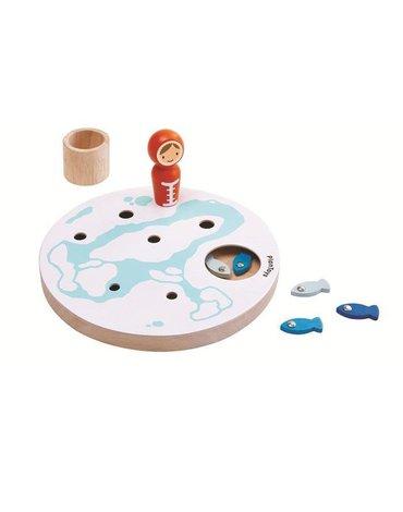 Gra zręcznościowa, Polarne wędkowanie | Plan Toys