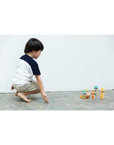 Kręgle dla dzieci, surykatki | Plan Toys