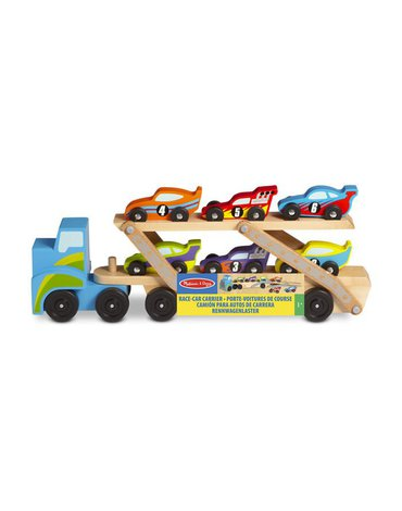 Melissa&Doug® - Wielka ciężarówka laweta, MD12759