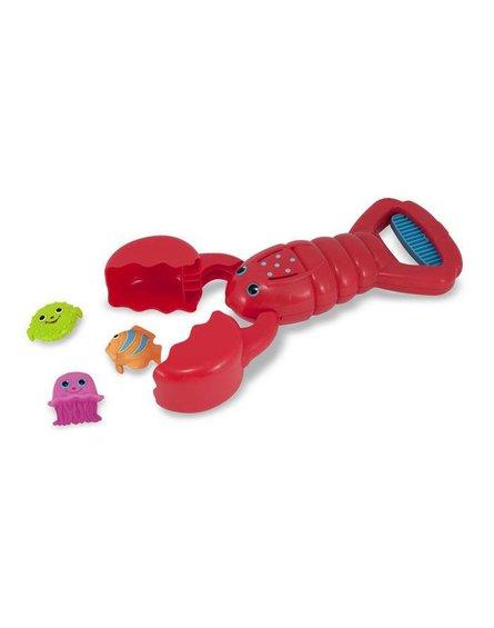 Melissa&Doug® - Zabawka do kąpieli - homar z ruchomymi szczypcami, MD16669