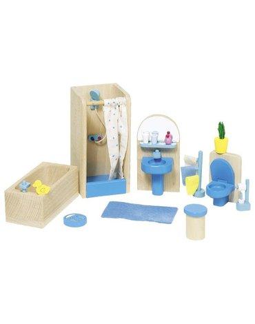 Goki® - Łazienka - mebelki do domku dla lalek