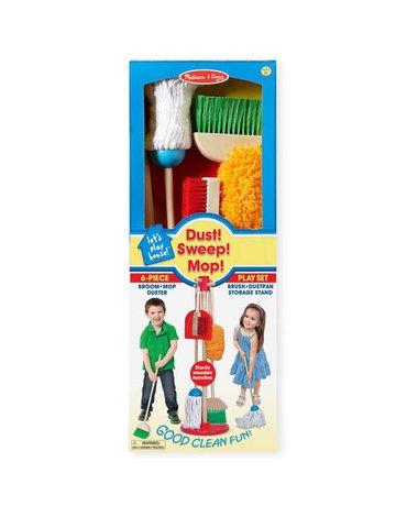 Melissa&Doug® - Akcesoria do Sprzątnia dla Dzieci, Melissa&Doug