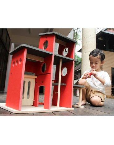 Straż pożarna, Plan Toys