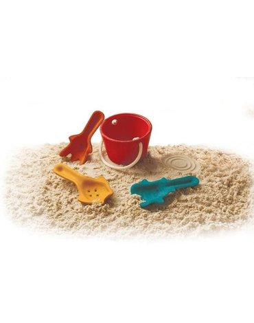 Zestaw do zabawy w piaskownicy, Plan Toys