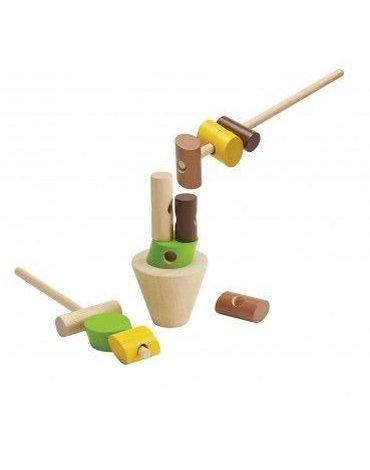 Balansujące pieńki, Plan Toys