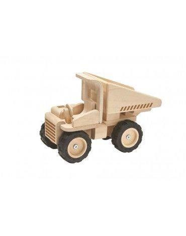 Wielkie pojazdy - Wywrotka - edycja specjalna, Plan Toys