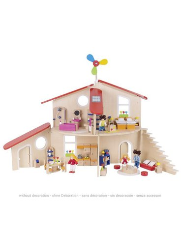 Goki® - Nowoczesny domek dla lalek