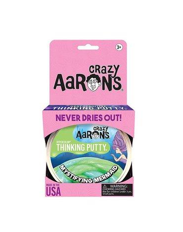 Crazy Aaron, Mystifying Mermaid – syrenka, Inteligentna plastelina, puszka 10 cm. 90 g.