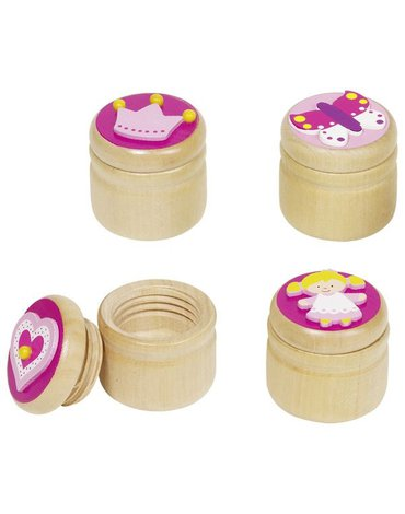 Goki® - Pudełko na Mleczne zęby dla dziewczynek (1 szt.), Goki