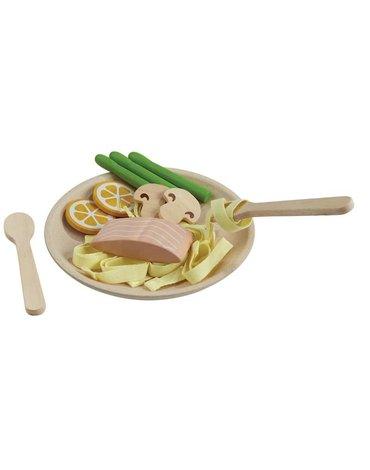 Spaghetti, Plan Toys