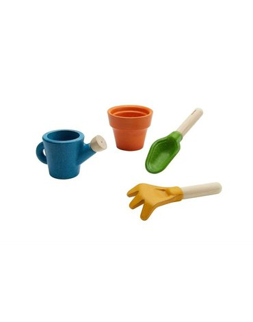 Zestaw ogrodnika, Plan Toys