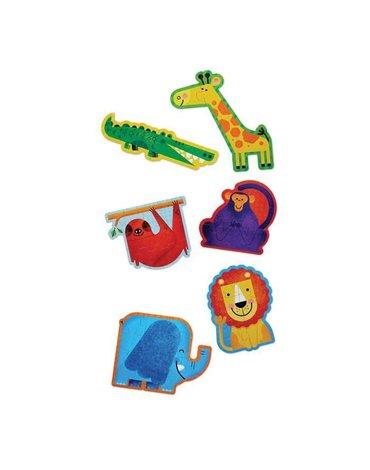 Crocodile Creek® - Puzzle Yes I can, Dżungla
