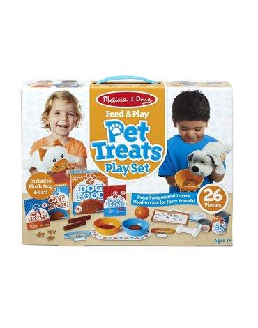 Melissa&Doug® - Opiekun zwierząt: Hodowla pieska i kotka