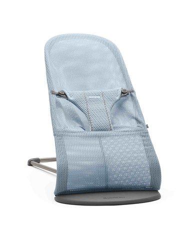 BABYBJORN - leżaczek BLISS MESH - Błękitny