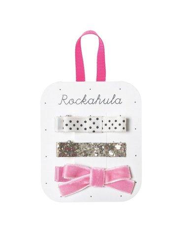 Rockahula Kids - spinki do włosów Sparkle Bar Gold