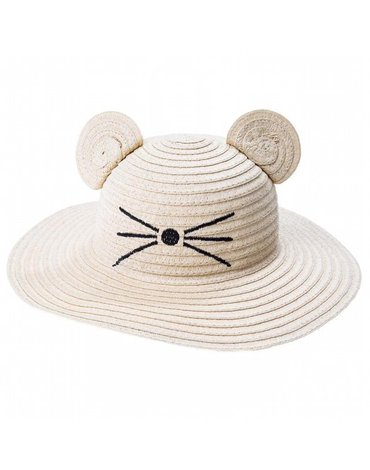 Rockahula Kids - kapelusz Little Mouse 3-6 lat