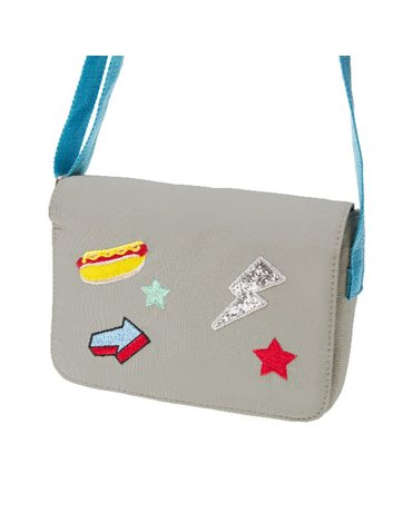 Rockahula Kids - torebka Pop Patch Grey