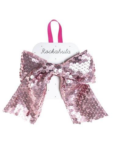 Rockahula Kids - spinka do włosów Super Sequins Pink