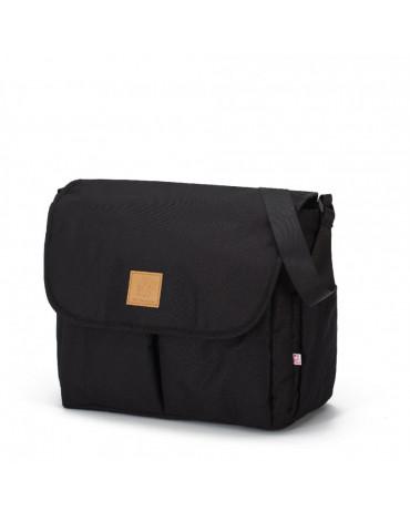 My Bag's Torba do wózka Flap Bag Eco Black