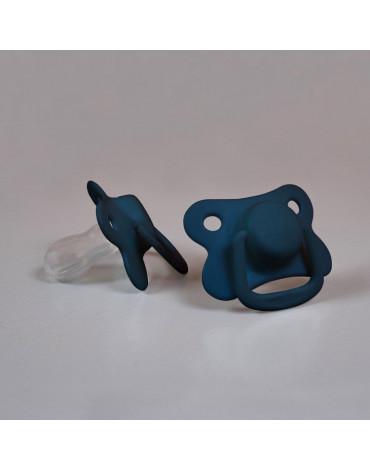 Filibabba Smoczki 2 szt. 6m+ Dark Blue