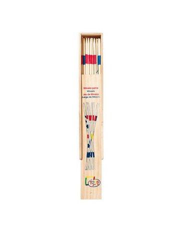 Goki® - Drewniane bierki, gra rodzinna, Toys Pure HS 224