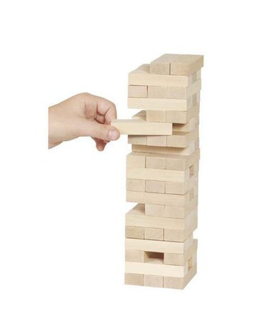 Goki® - Wieża do układania, gra zręcznościowa, Goki HS 530