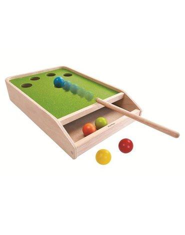 Mini bilard dla dzieci | Plan Toys®
