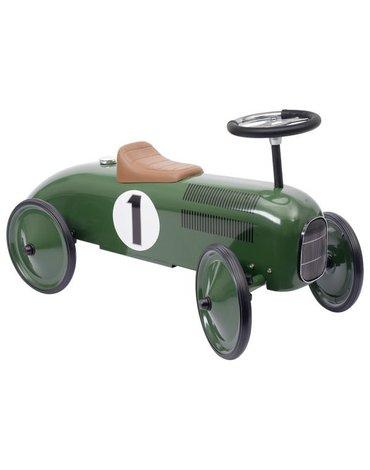 Goki® - Zielony jeździk wyścigowy ,GOKI-14167