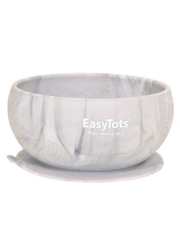 EasyTots - Sunction Bowl Marbellous miseczka silikonowa z przyssawką